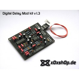 x0xb0x Digital Delay Mod Kit